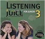 Listening Juice for Junior 3 : Audio CD