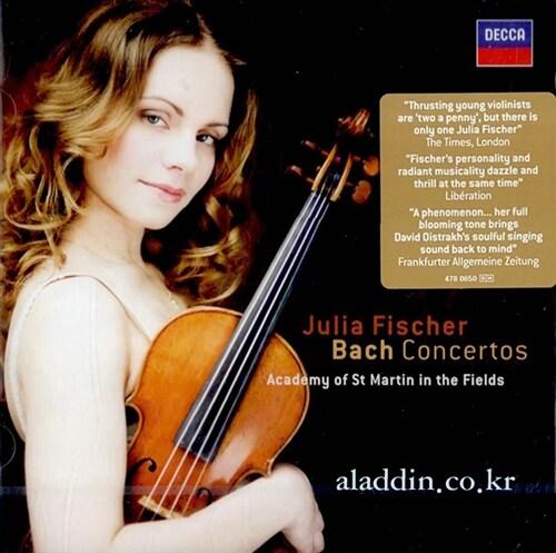 [수입] 바흐 : 바이올린 협주곡집