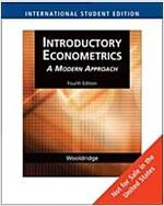 Introductory Econometrics : A Modern Approach (4th, International Student Edition, Paperback)