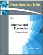 International Economics (Paperback, 8th, International Edition + EconLab Student Access Code Card)