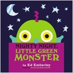 노부영 Nighty Night, Little Green Monster (Hardcover + CD)