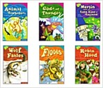 Oxford Reading Tree : Stage 9-10 TreeTops Myths and Legends (Storybook Paperback 6권)