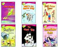 Oxford Reading Tree : Stage 10 TreeTops Fiction More Pack B (Storybook Paperback 6권)