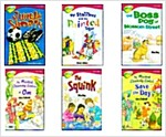Oxford Reading Tree : Stage 10 TreeTops Fiction Pack (Storybook Paperback 6권)