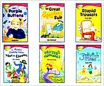 Oxford Reading Tree : Stage 10 TreeTops Fiction More Pack A (Storybook Paperback 6권)