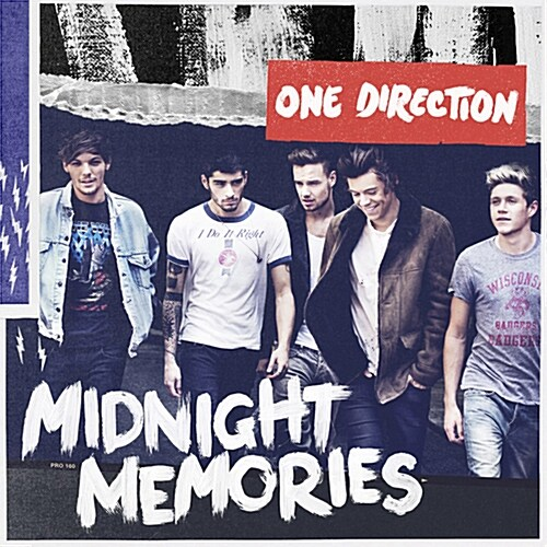 One Direction - Midnight Memories [한정판 POP카드 에디션]