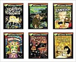 Oxford Reading Tree : Stage 13 TreeTops Graphic Novels Pack (Storybook Paperback 6권)