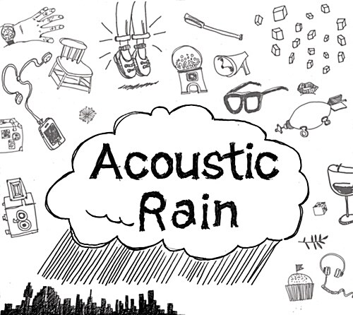 Acoustic Rain (감성 어쿠스틱 팝모음집) [2CD 디지팩]