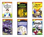 Oxford Reading Tree : Stage 13 TreeTops Fiction More Pack A (Storybook Paperback 6권)