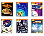 Oxford Reading Tree : Stage 13 TreeTops Non-Fiction Pack (Storybook Paperback 6권)