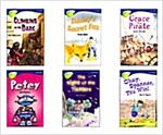 Oxford Reading Tree : Stage 14 TreeTops Fiction Pack (Storybook Paperback 6권)