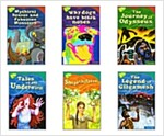 Oxford Reading Tree : Stage 15-16 TreeTops Myths and Legends (Storybook Paperback 6권)