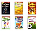 Oxford Reading Tree : Stage 15 TreeTops Fiction Pack (Storybook Paperback 6권)