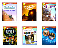 Oxford Reading Tree : Stage 15 TreeTops Non-Fiction Pack (Storybook Paperback 6권)