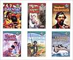 Oxford Reading Tree : Stage 15-16 TreeTops True Stories Pack 3 (Storybook Paperback 6권)