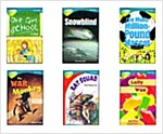 Oxford Reading Tree : Stage 16 TreeTops Fiction More Pack A (Storybook Paperback 6권)