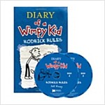 Diary of a Wimpy Kid #2 : Rodrick Rules (Paperback + CD 2장)