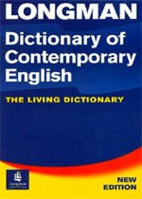 Longman Dictionary of Contemporary English (축쇄판, 4th)