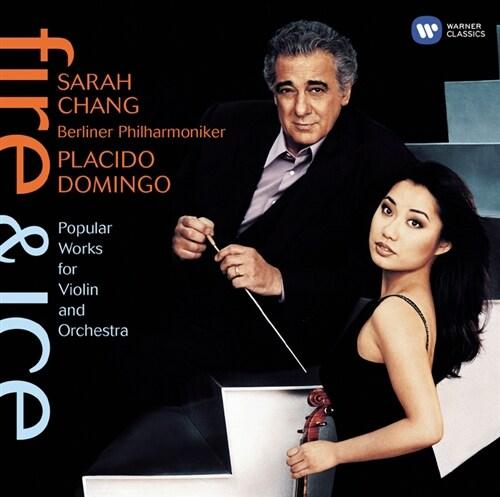 Fire & Ice: 사라 장의 바이올린 소품집