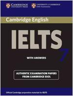 Cambridge IELTS 7 : Student's Book with Answers (Paperback)