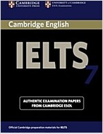 Cambridge IELTS 7 Student's Book with Answers : Examination Papers from University of Cambridge ESOL Examinations (Paperback)