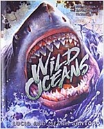 Wild Oceans: A Pop-Up Book with Revolutionary Technology (Hardcover)