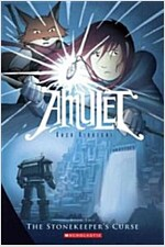 The Stonekeeper's Curse (Amulet #2) (Paperback)