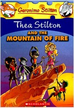 Thea Stilton and the Mountain of Fire: A Geronimo Stilton Adventure (Paperback)