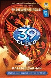 The 39 Clues #5: The Black Circle [With 6 Game Cards] (Hardcover)