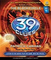 The 39 Clues #5: The Black Circle - Audio (Audio CD)