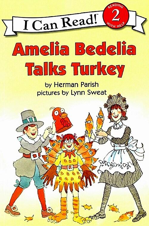Amelia Bedelia Talks Turkey (Paperback)