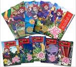 마법천자문 1~5권 세트 (책 5권 + DVD 5장)