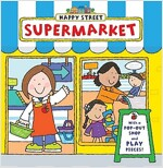 Happy Street: Supermarket (Board Book)