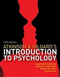Atkinson & Hilgards Introduction to Psychology : (with CourseMate and eBook Access Card) (Package, 16 ed)