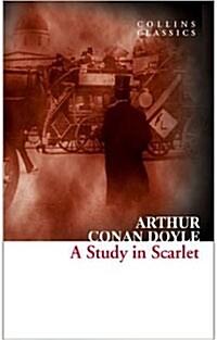 A Study in Scarlet : A Sherlock Holmes Adventure (Paperback)