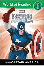 Captain America: This Is Captain America (Paperback)