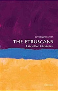 The Etruscans: A Very Short Introduction (Paperback)