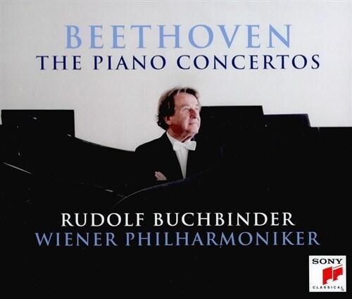 [수입] 베토벤 : 피아노 협주곡 전집 [3CD]