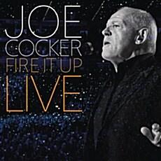 [수입] Joe Cocker - Fire It Up: Live [2CD 한정반]