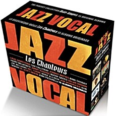 [수입] The Perfect Vocal Jazz Collection: Male Singers [15CD Boxset]