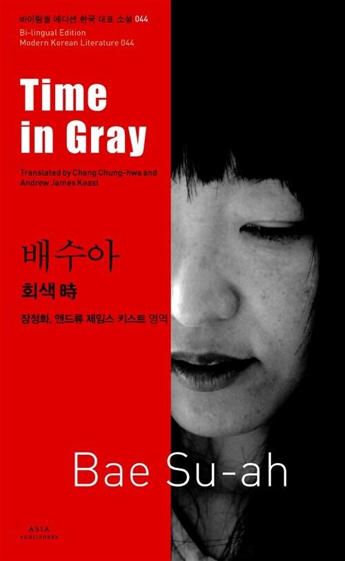 배수아 : 회색 時 Time in Gray