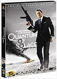 007 퀀텀 오브 솔러스 (2DISC)