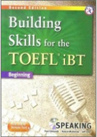 Building Skills for the TOEFL iBT Speaking (Paperback + MP3 CD, 2nd Edition)