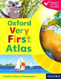 Oxford Very First Atlas (Paperback)