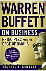 Warren Buffett on Business: Principles from the Sage of Omaha (Paperback)