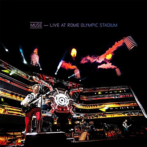 Muse - Live At Rome Olympic Stadium [CD+DVD]