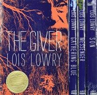 The Giver Quartet Boxed Set (Hardcover 4권)