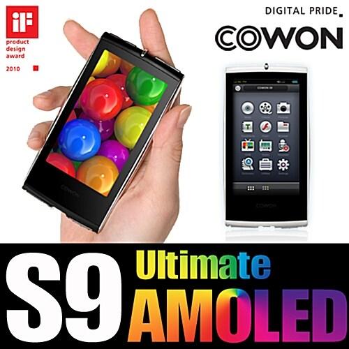 [인기상품] 코원 S9 DMB(16GB) +가죽케이스+쉴드케이스+액정필름+쿠폰6종