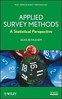Applied Survey Methods: A Statistical Perspective (Hardcover)