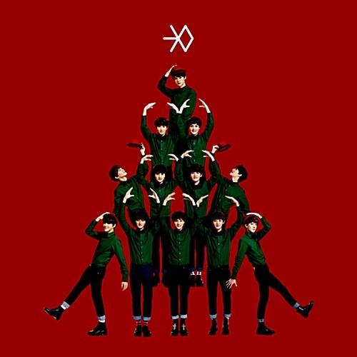 엑소 - 十二月的奇迹 (Miracles in December):Chinese Ver